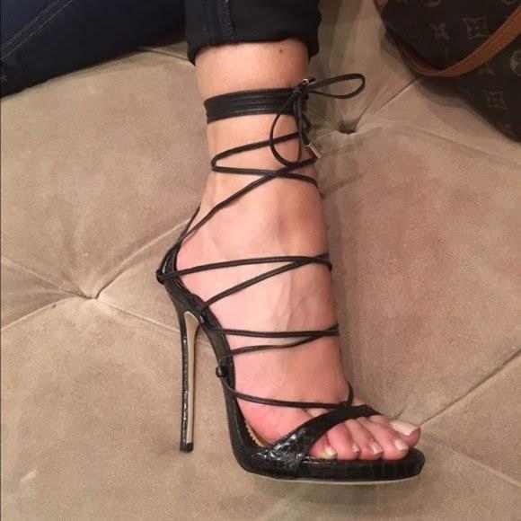 441178bd8c6 DSQUARED Shoes - Dsquared 2 RiRi tie up heels